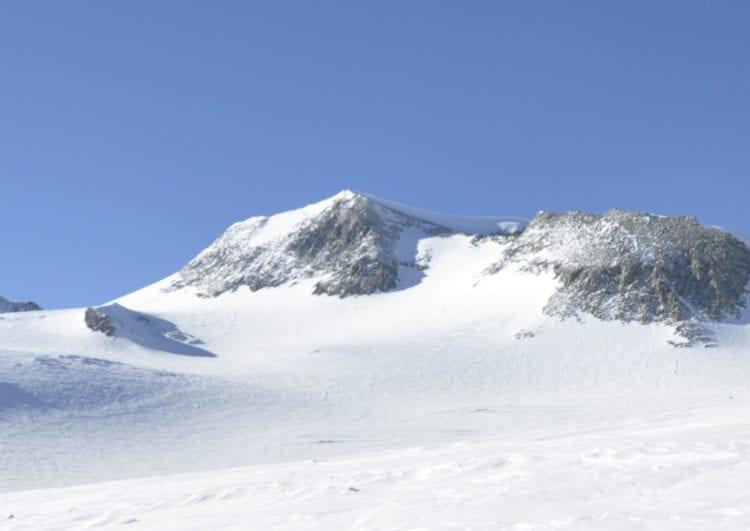 Mount Vinson - The Seven Summits