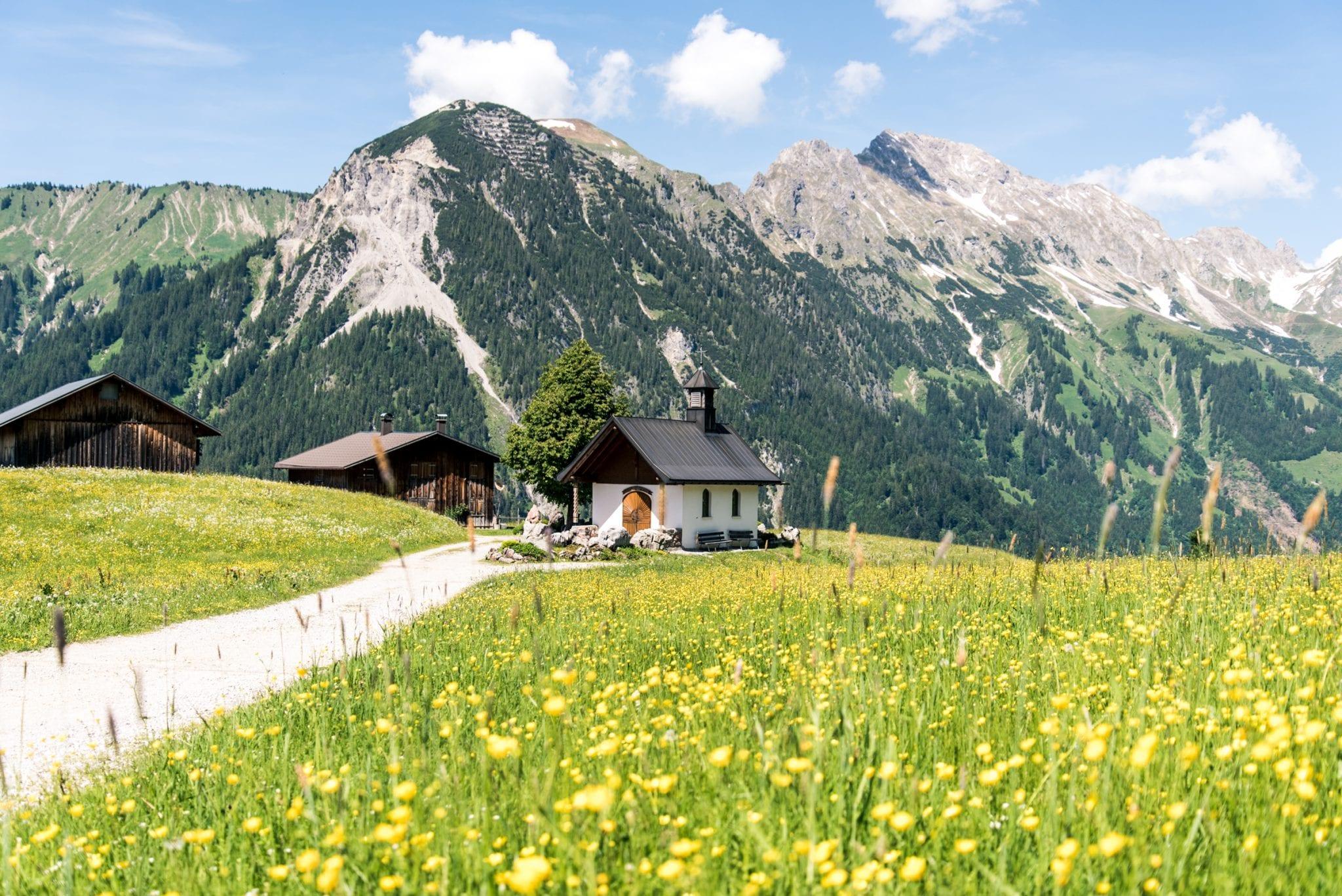 Vorarlberg Grosses Walsertal