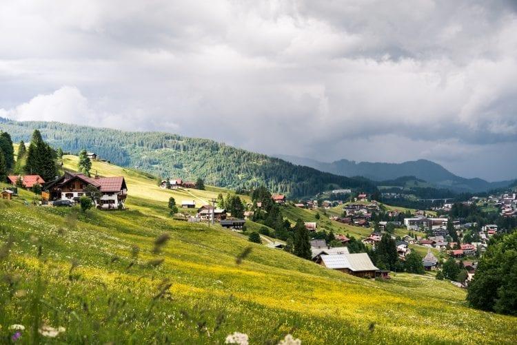 Vorarlberg Kruidenwandeling