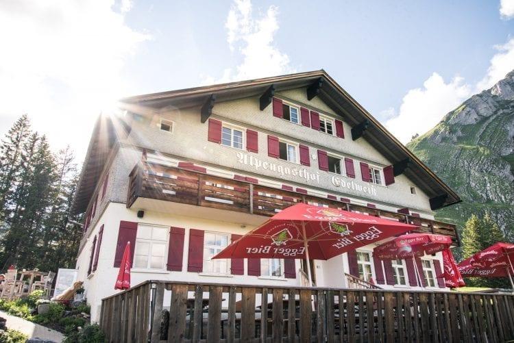 Kanisfluh Alpengasthof Edelweiss