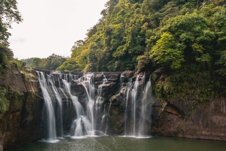 vijf hikes nabij Taipei
