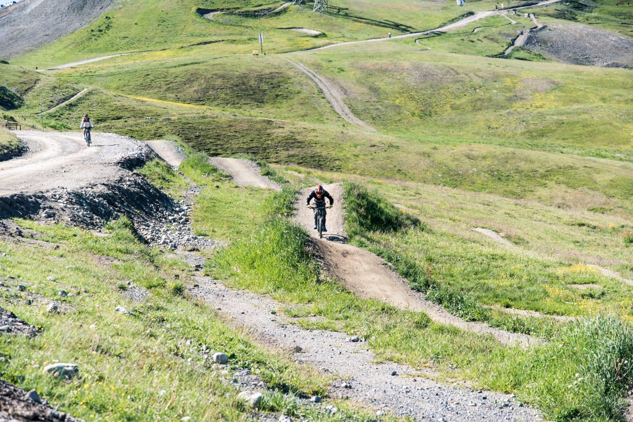 Mountainbiken-in-Livigno Downhill