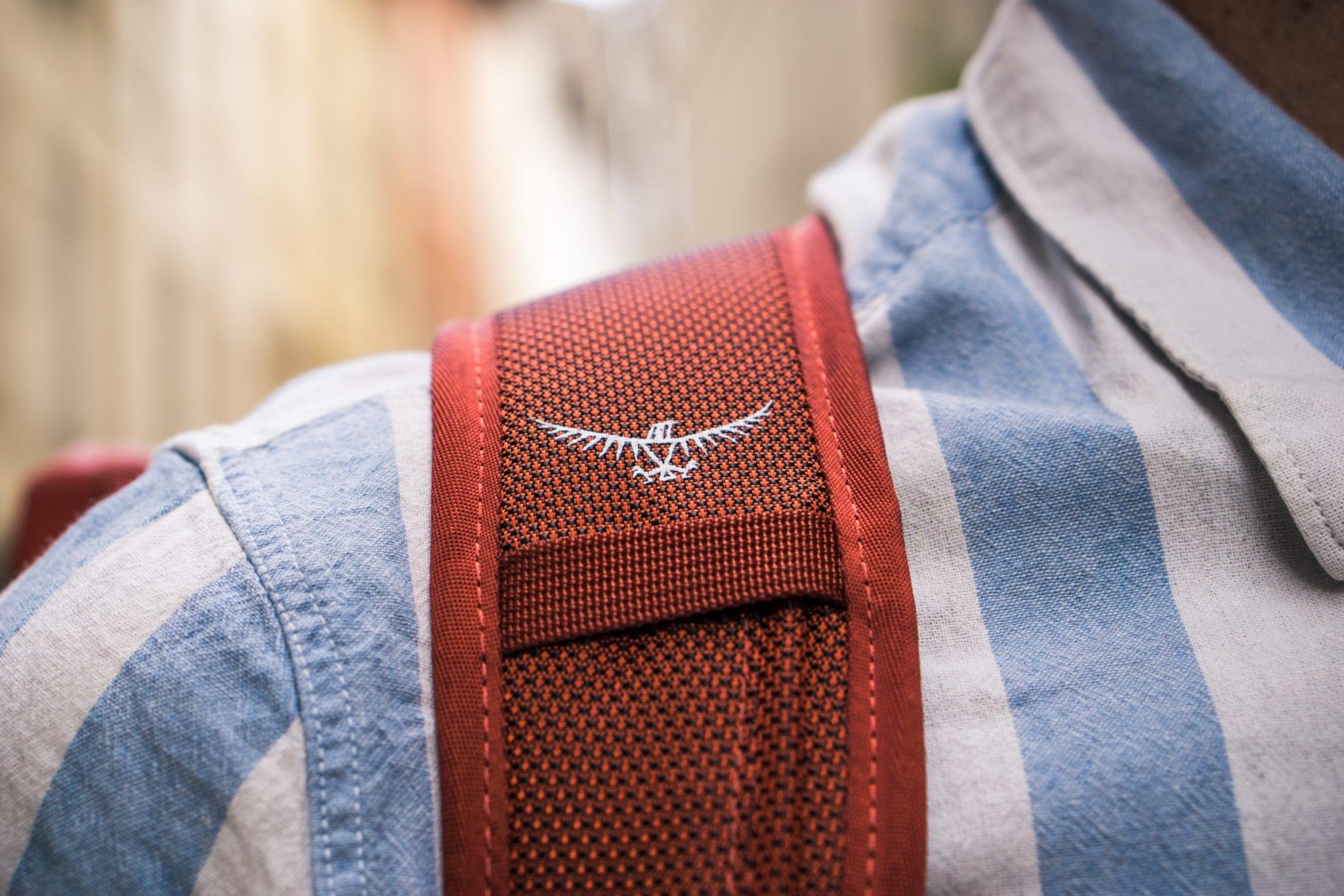 Osprey-Transporter-Roll schouderband