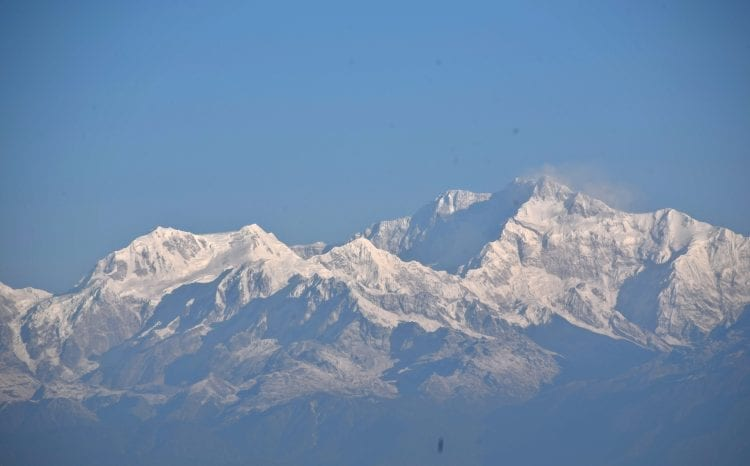 Eight-thousanders - Kangchenjunga