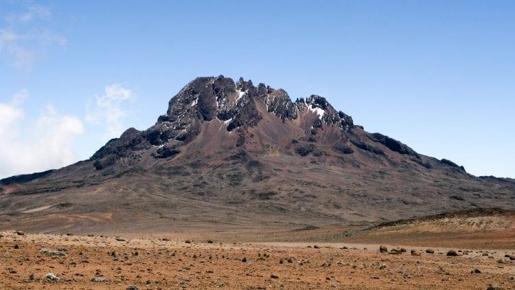 Seven Third Summits Mawenzi