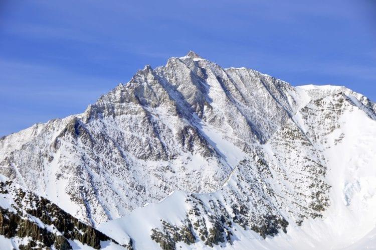 Seven Third Summits Mount Shinn