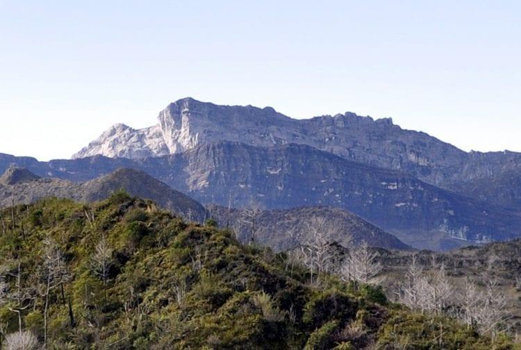 Seven Third Summits Puncak Trikora