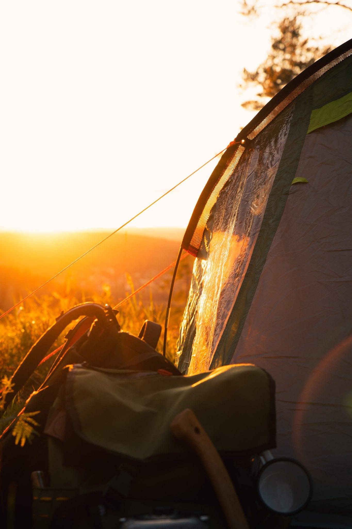 De kunst van goed slapen in een tent | The Hike