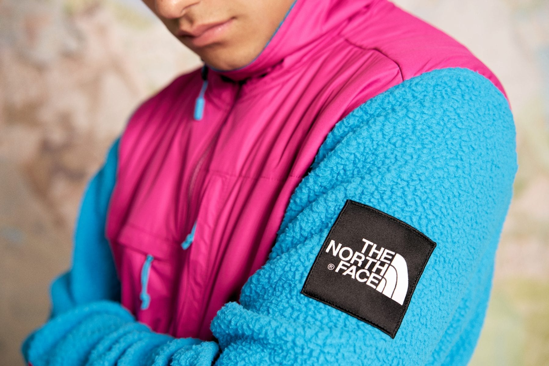 The North Face Back to Trail header