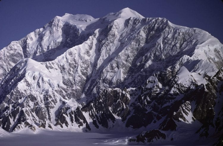The Seven second summits Mount Logan