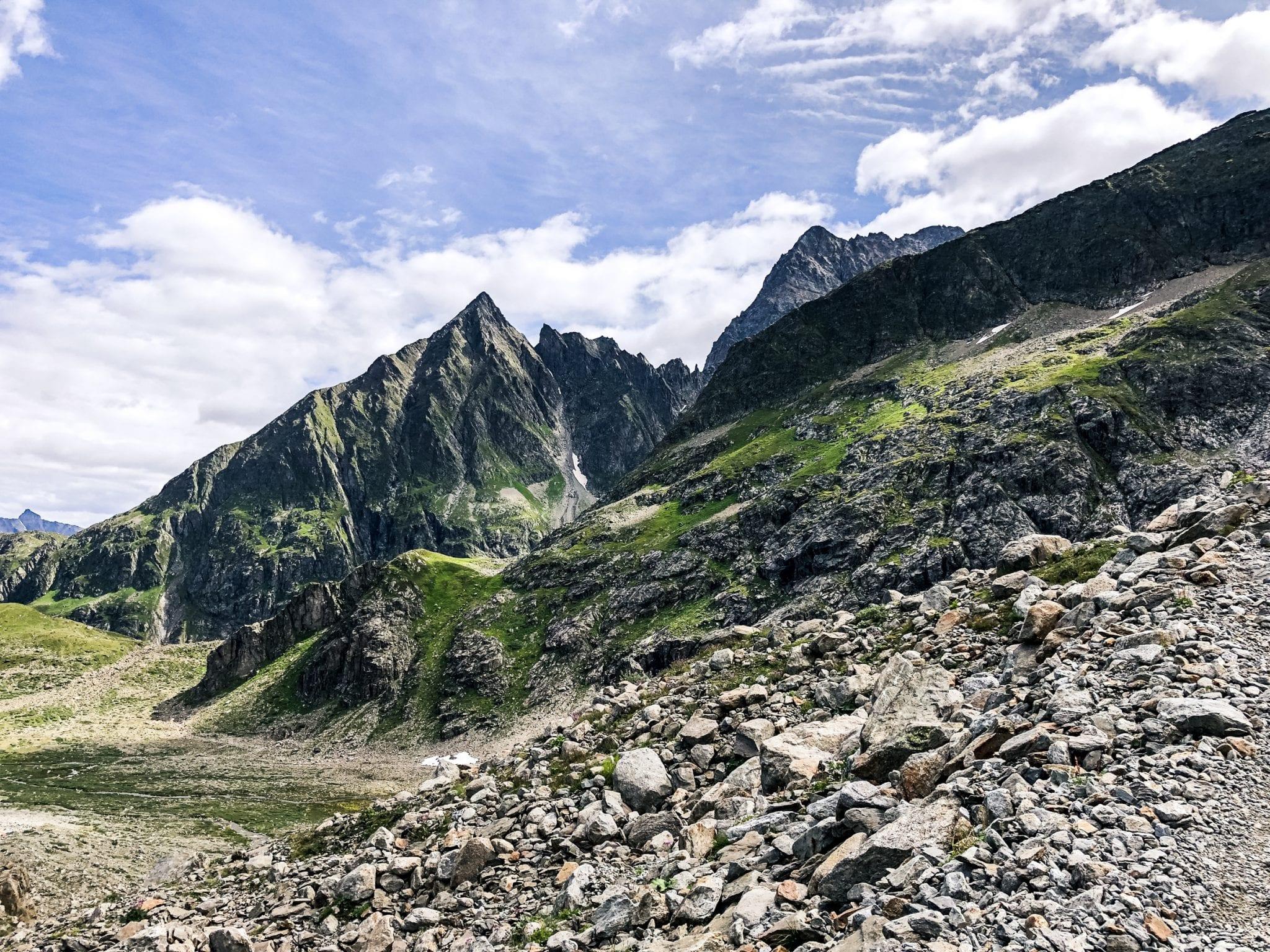 Tierberglihutte-Zwitserland-Trail