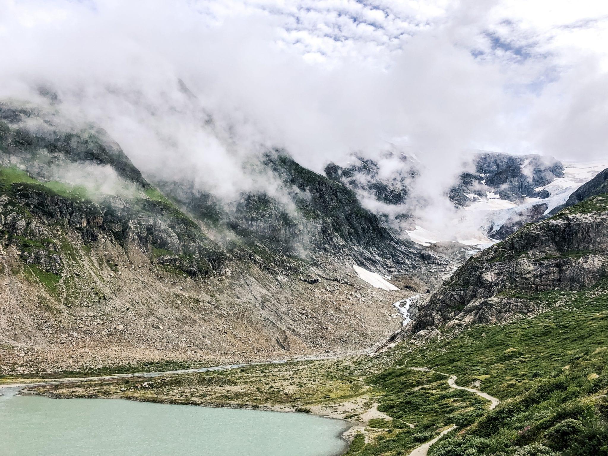 Tierberglihutte-Zwitserland-Steinsee