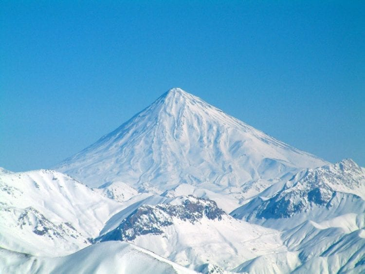 Volcanic Summits Damavand