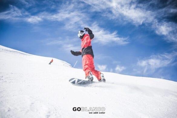 Manify Snowtrip 2020 snowboard