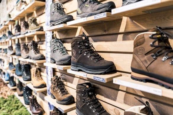 Bever Personal Shopper wandelschoenen