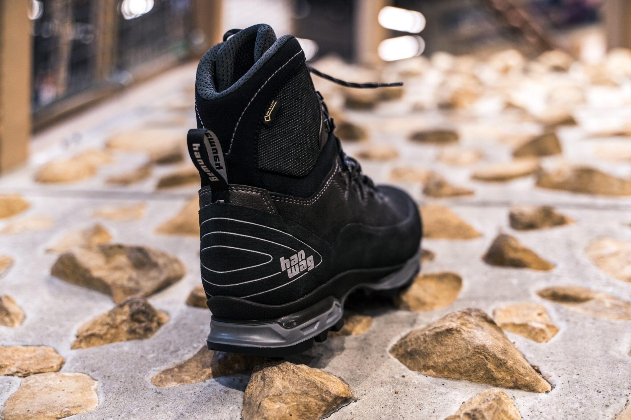 Buitenexpert schoenen testbaan