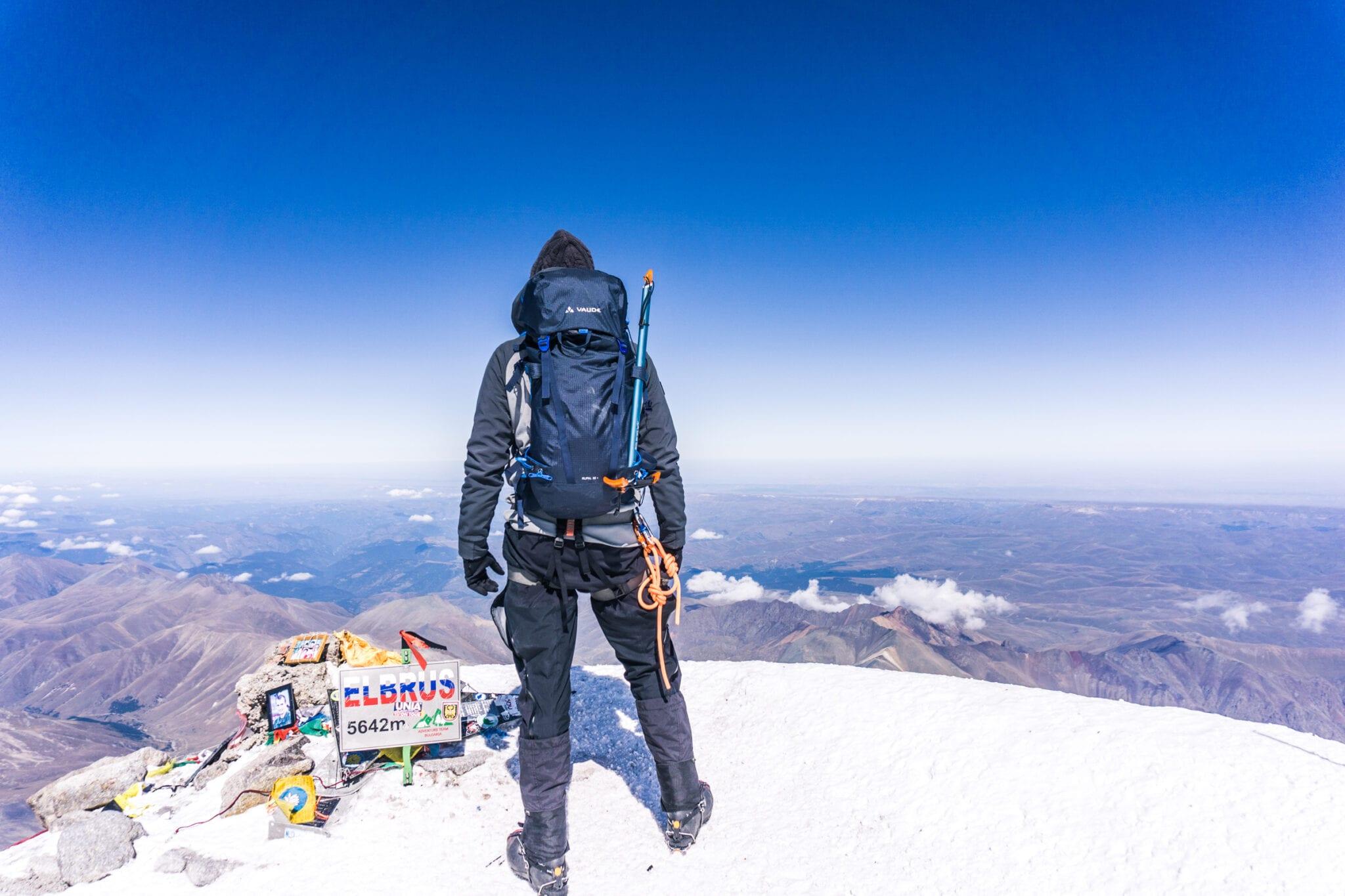 Elbrus top