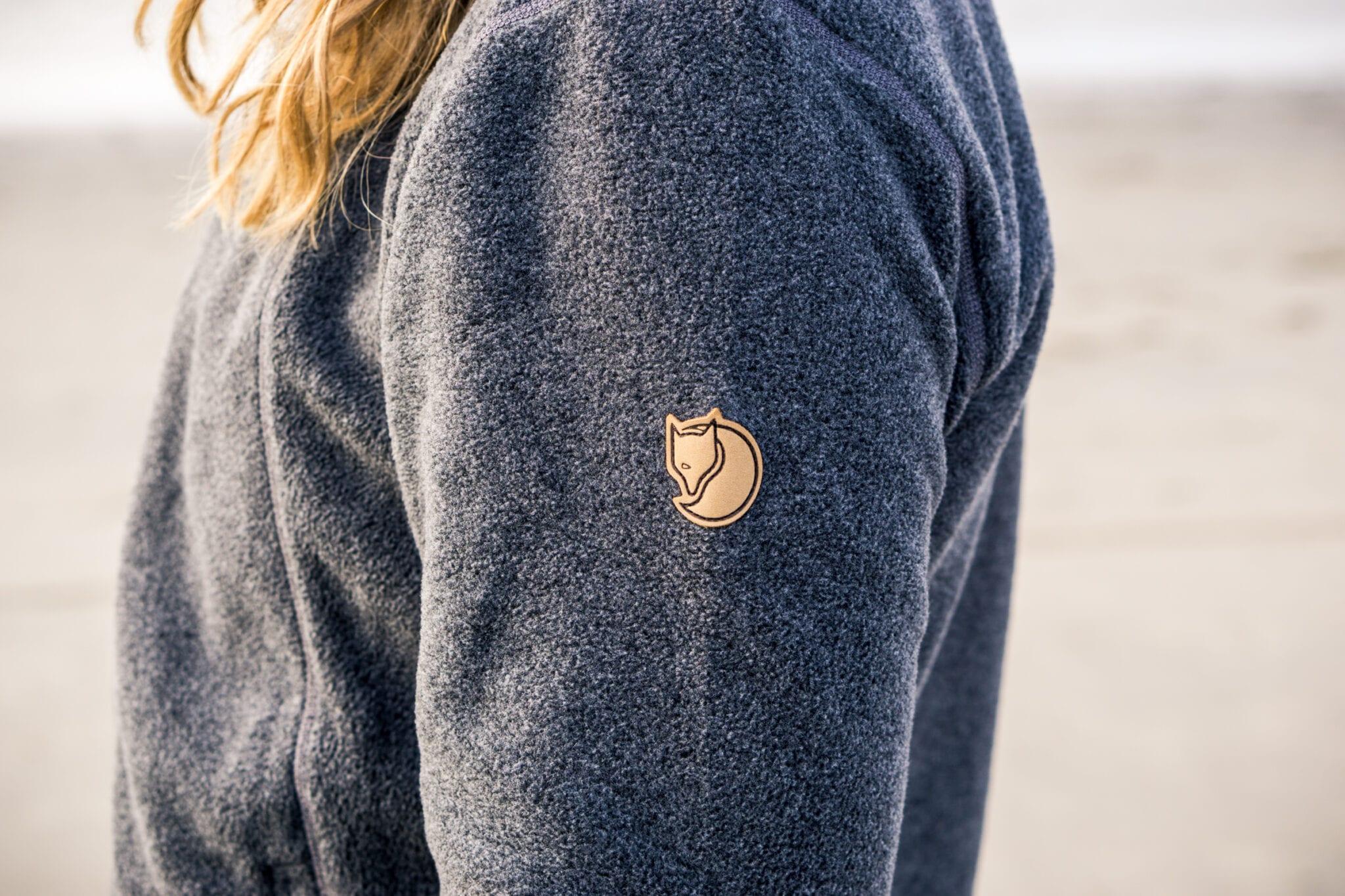 Fjällräven fleece vest