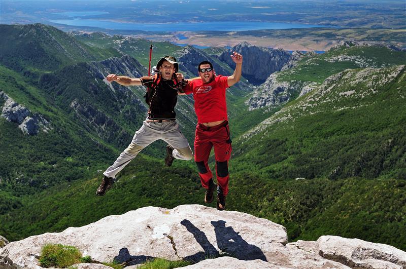 natuurpakren kroatië