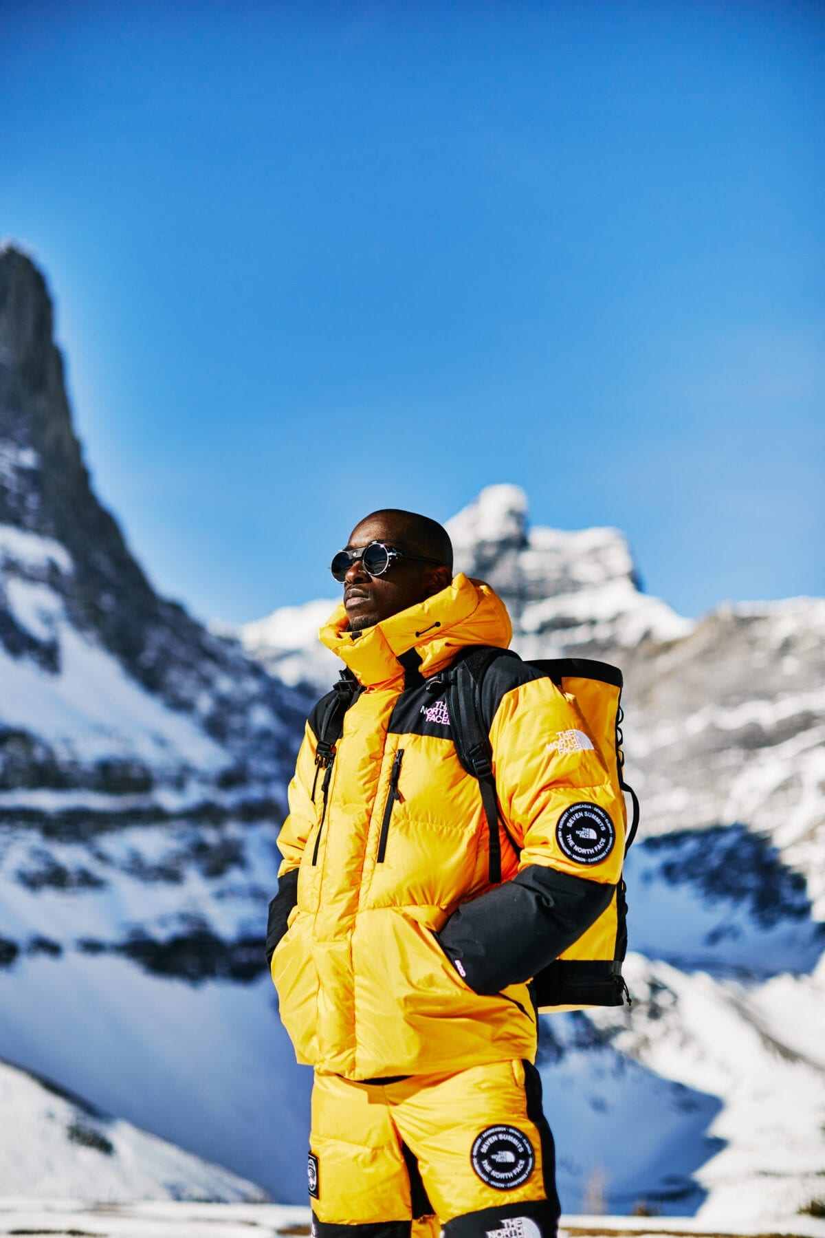 The North Face 7 Summits collectie Overzicht