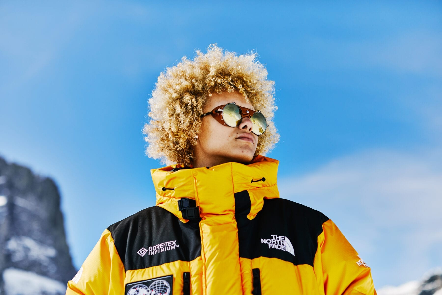 The North Face 7 Summits collectie dame