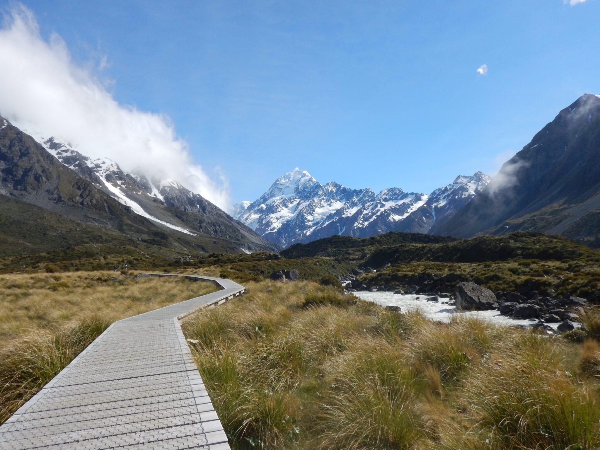 Sara van Geloven reisboek Take a Break Nieuw Zeeland