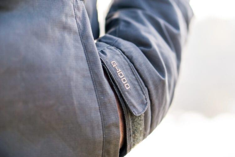 Fjällräven Skogsö Padded Jacket Review G-1000