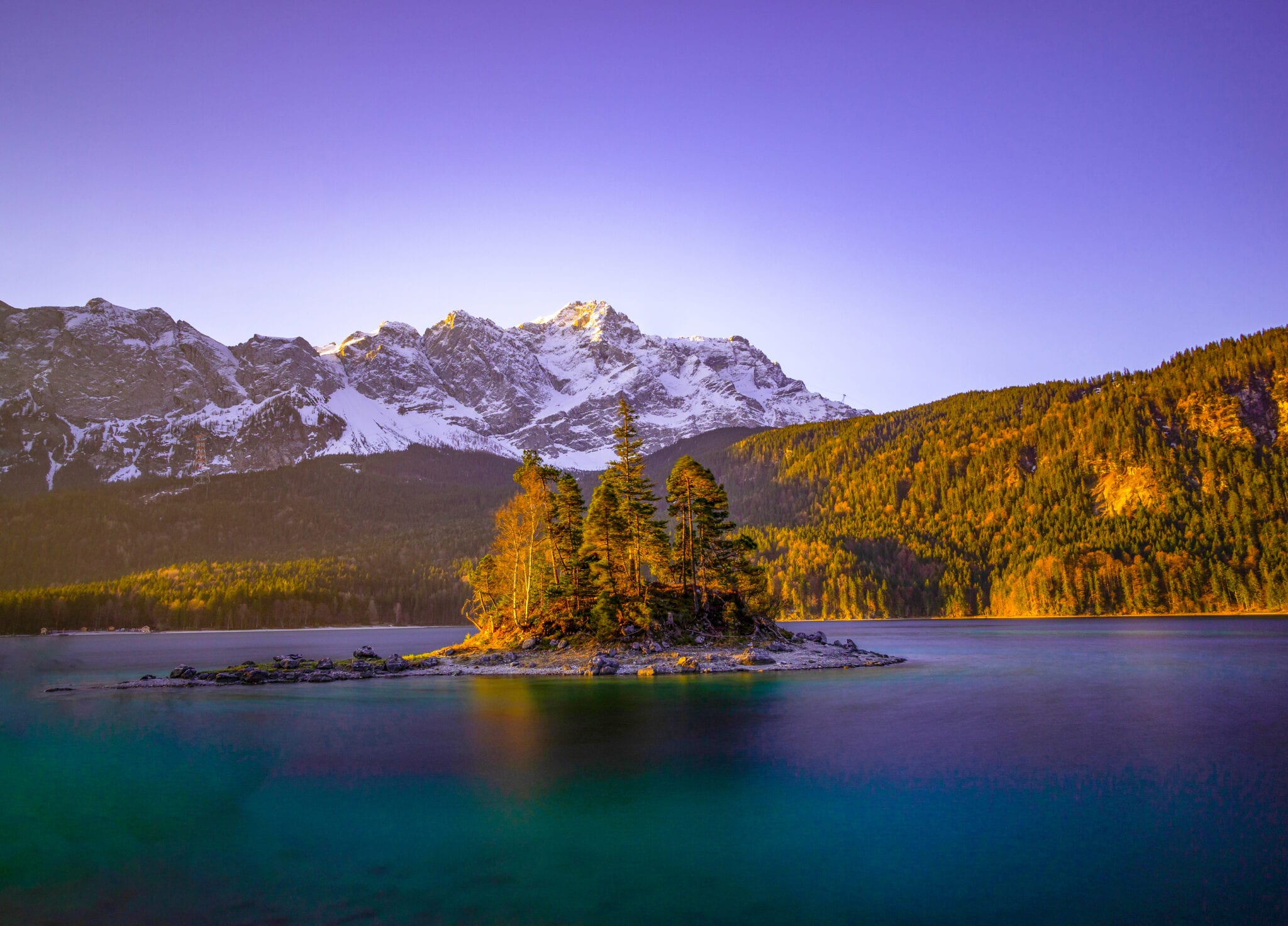 Hoogste bergen europa