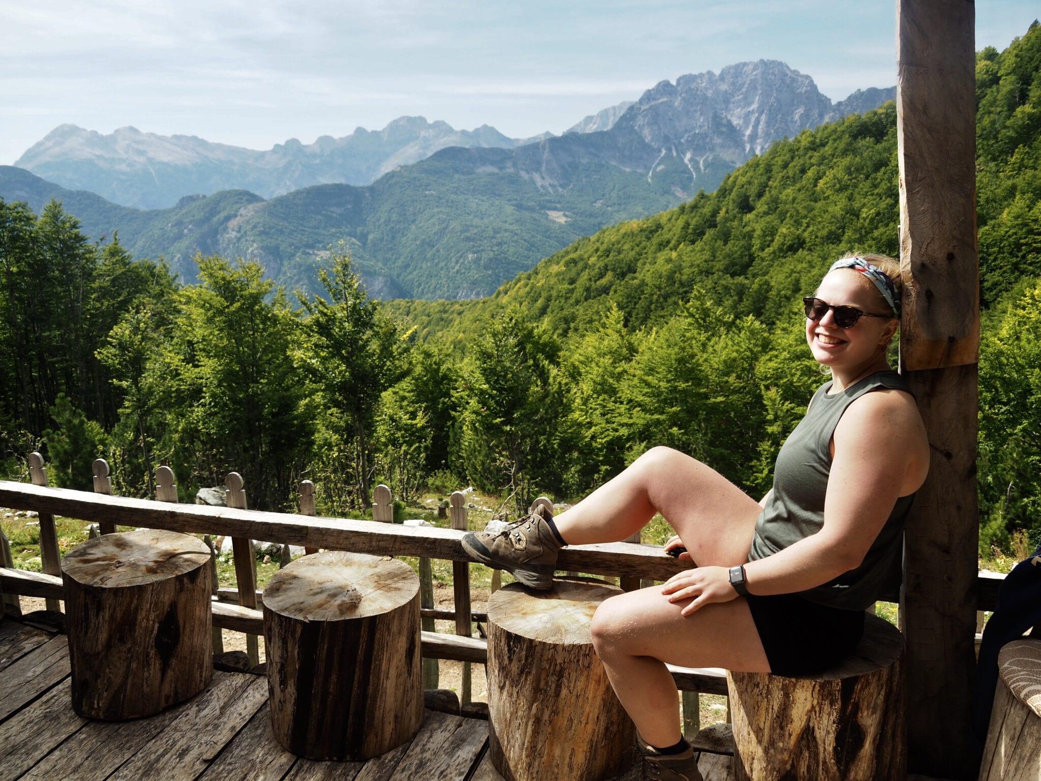 Albanese Alpen