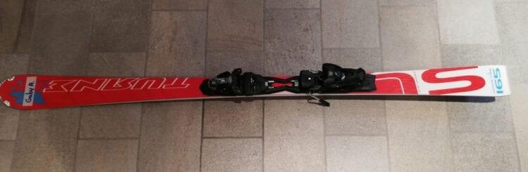 Turner SL RD ski's