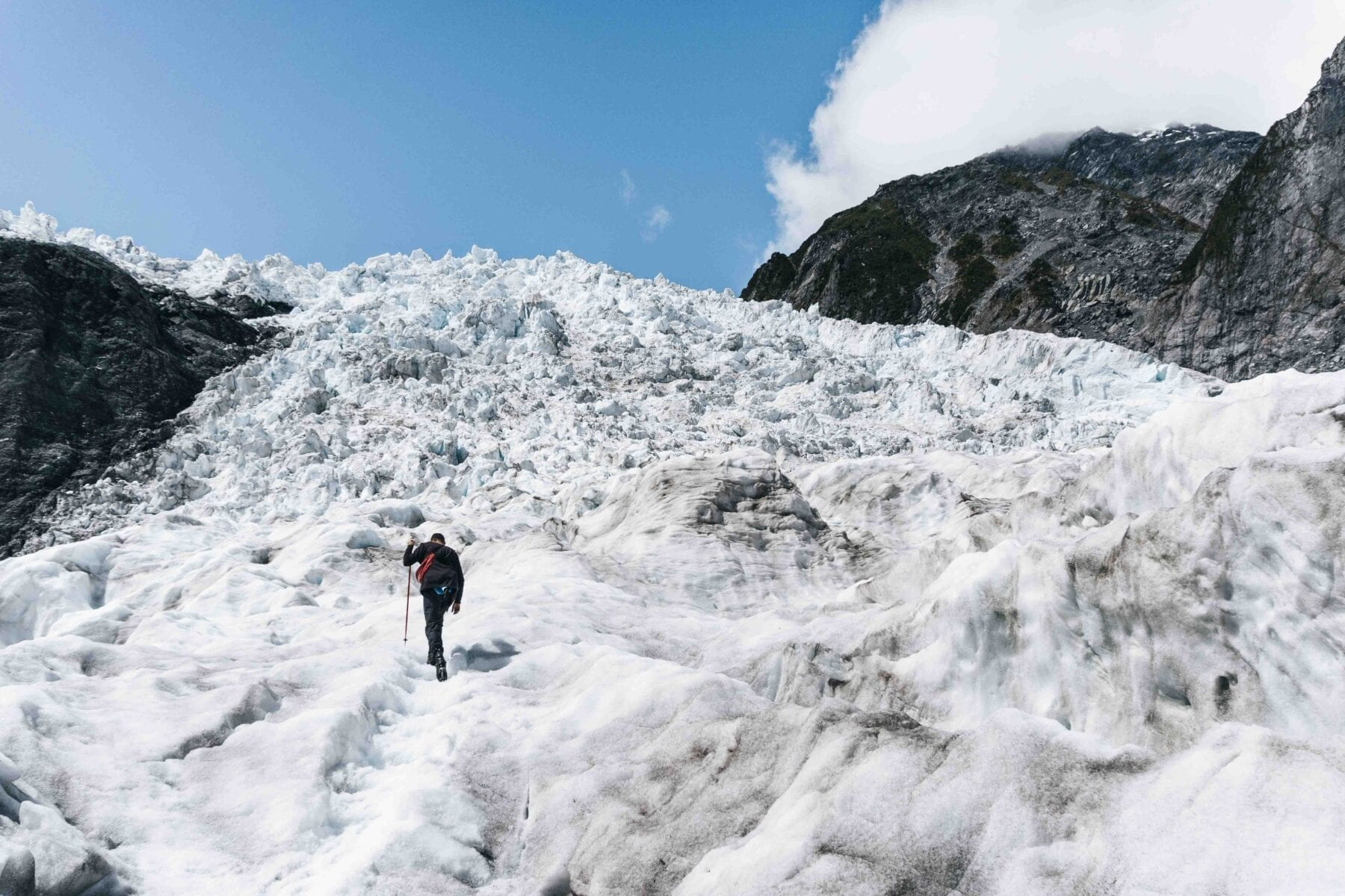 Nieuw Zeeland Gletsjer