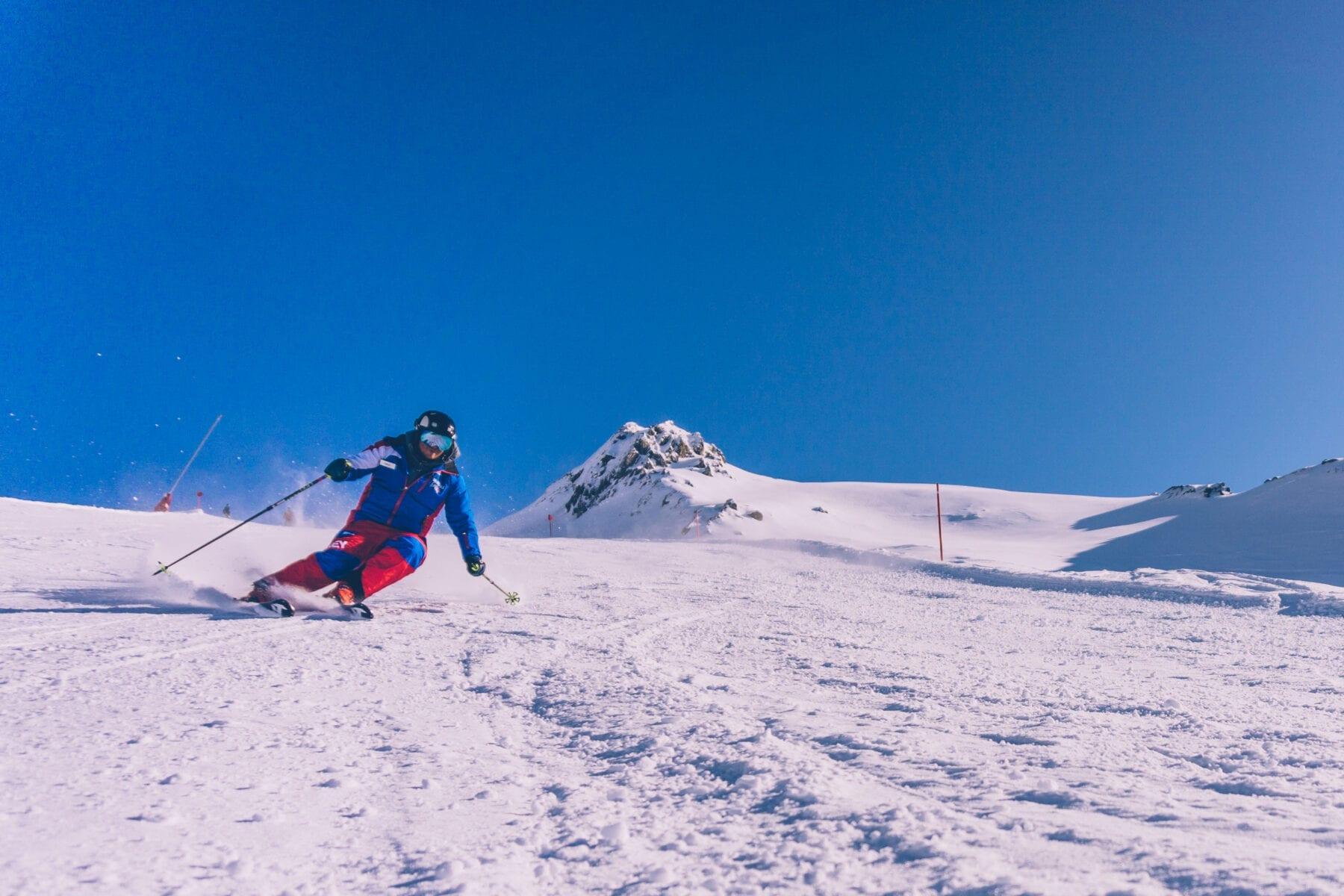 milieubewuste wintersport