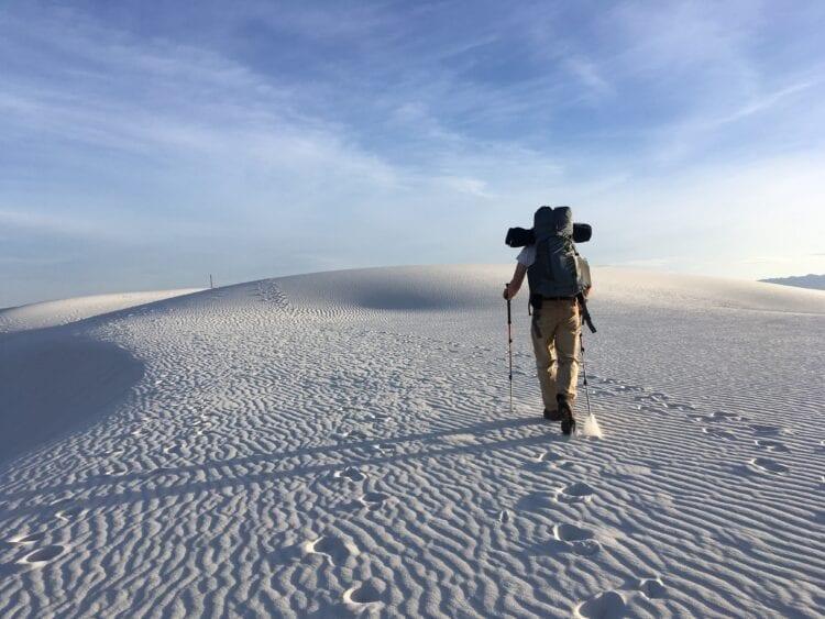 Wandeltechnieken Sneeuw - 2
