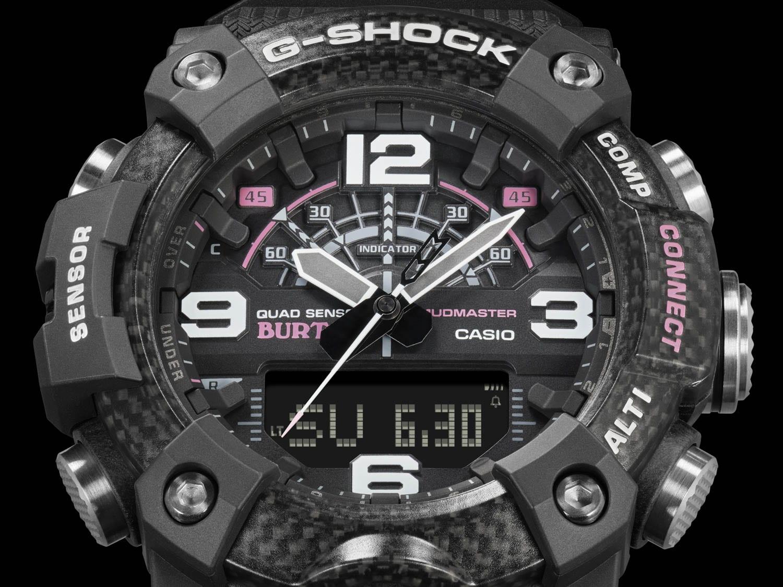 Casio G-Shock Burton