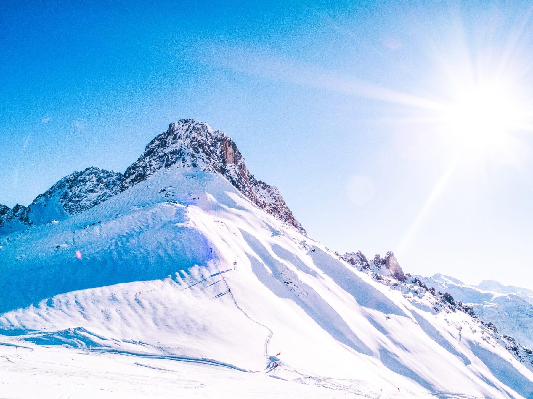 FIS Piste Regels berg