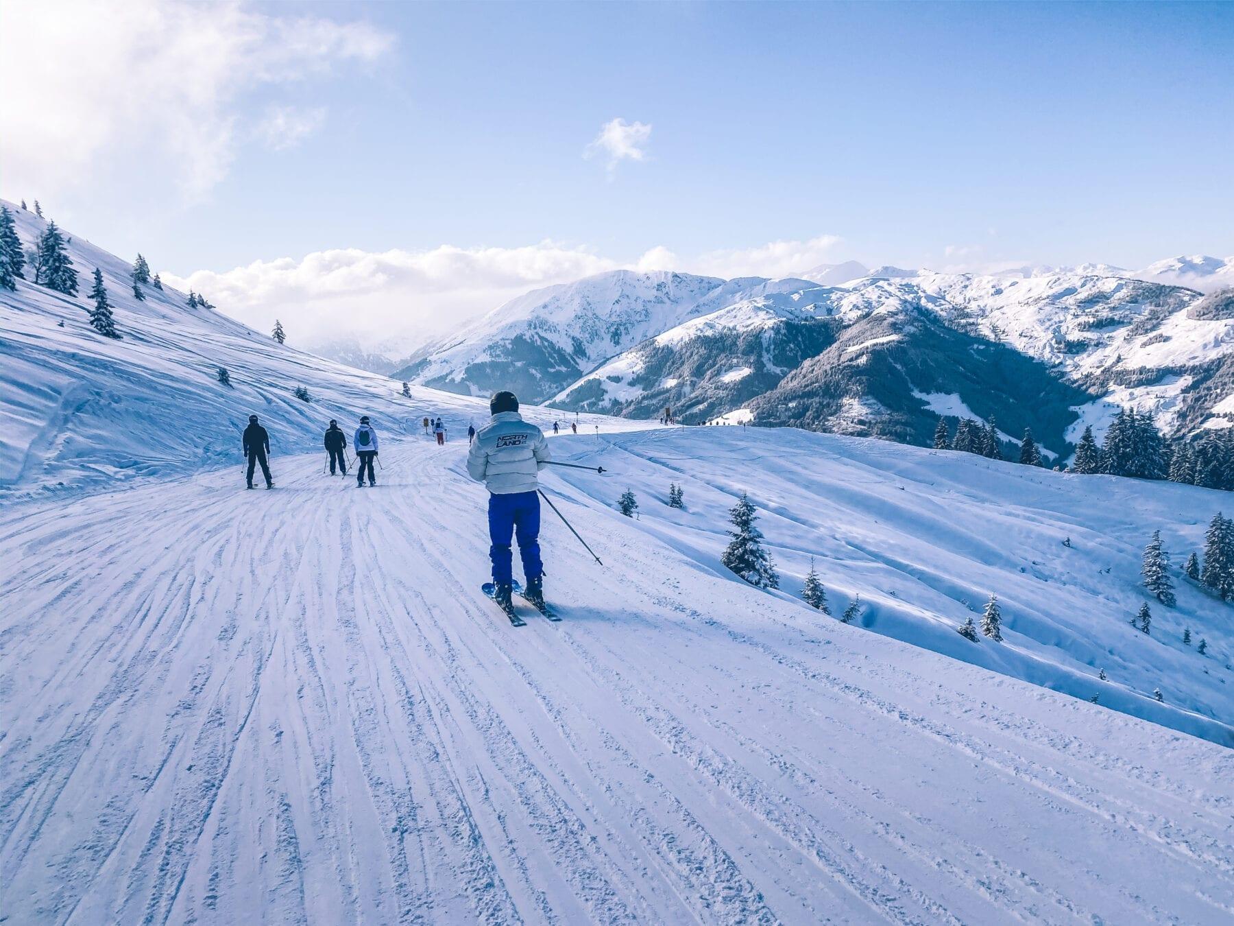 SkiWelt Hopfgarten