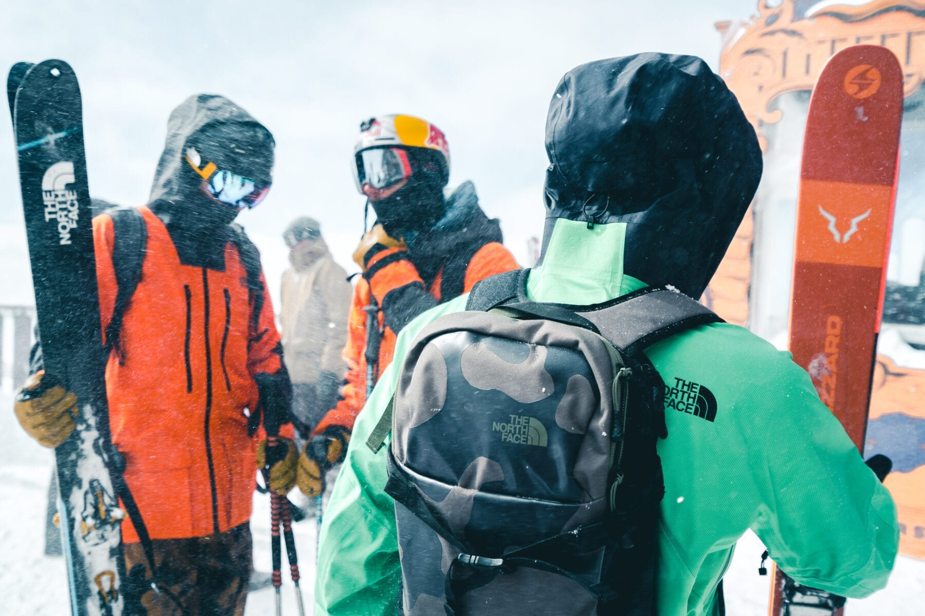 The North Face x TML by Tomorrowland winter