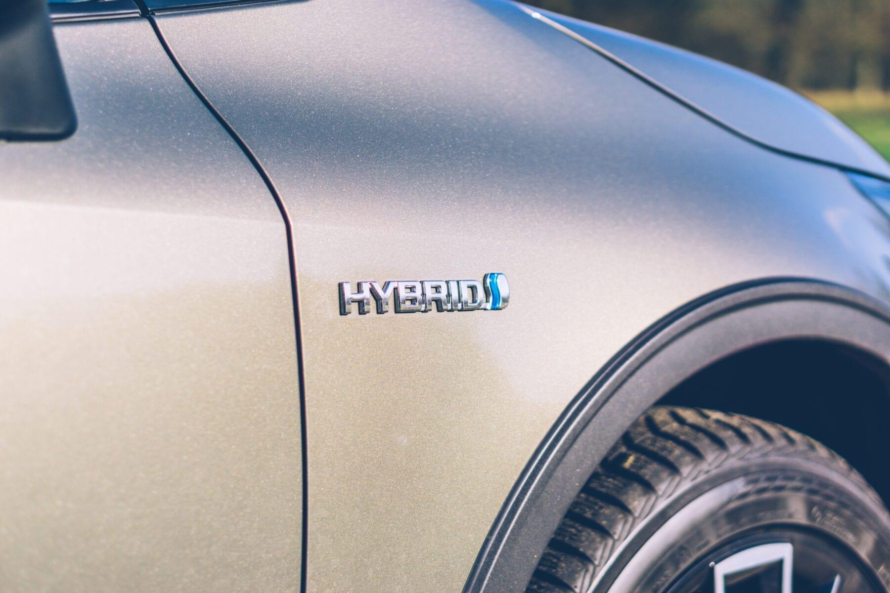 Toyota Corolla TREK hybrid