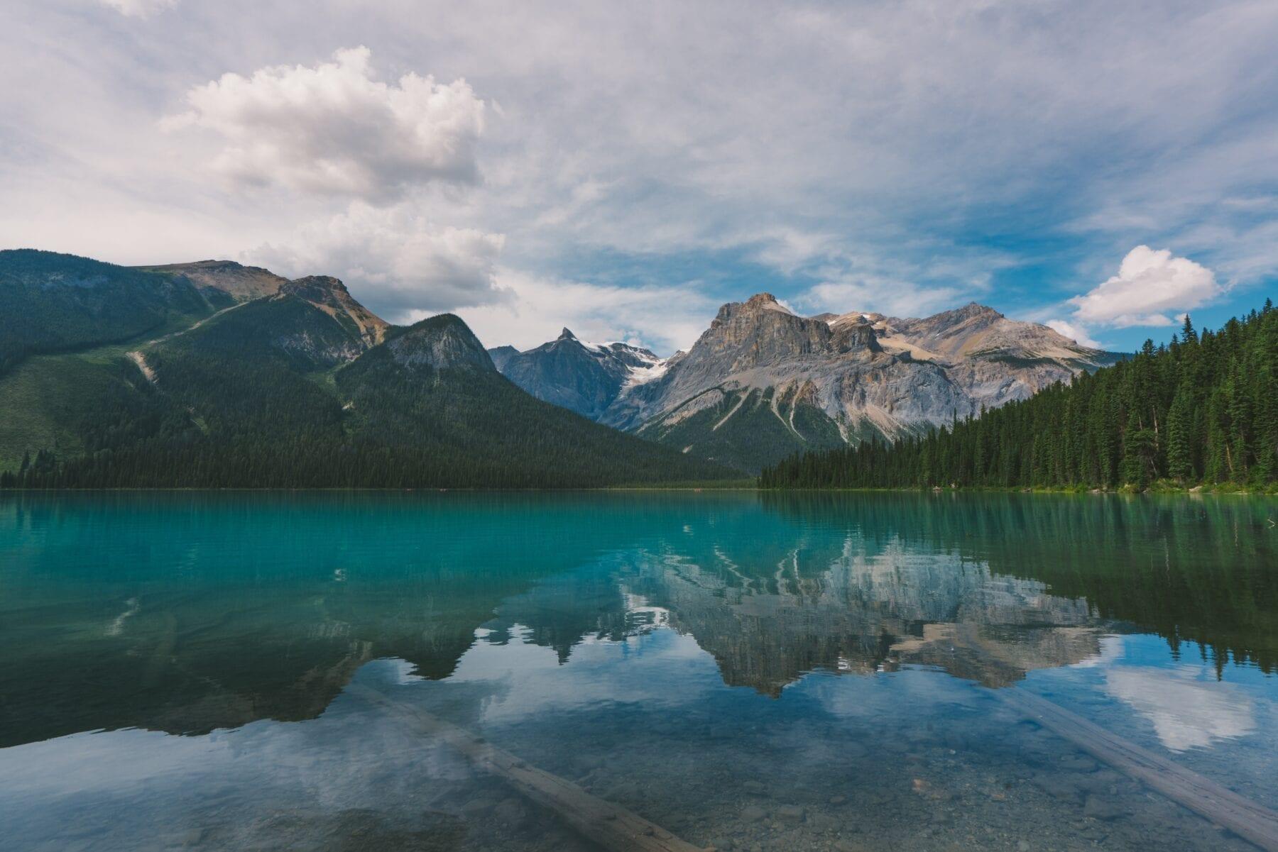 Canadese natinoale parken gesloten Coronavirus