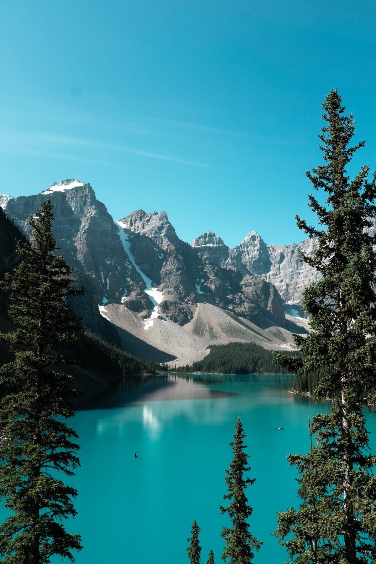 Banff natinoaal park gesloten Coronavirus