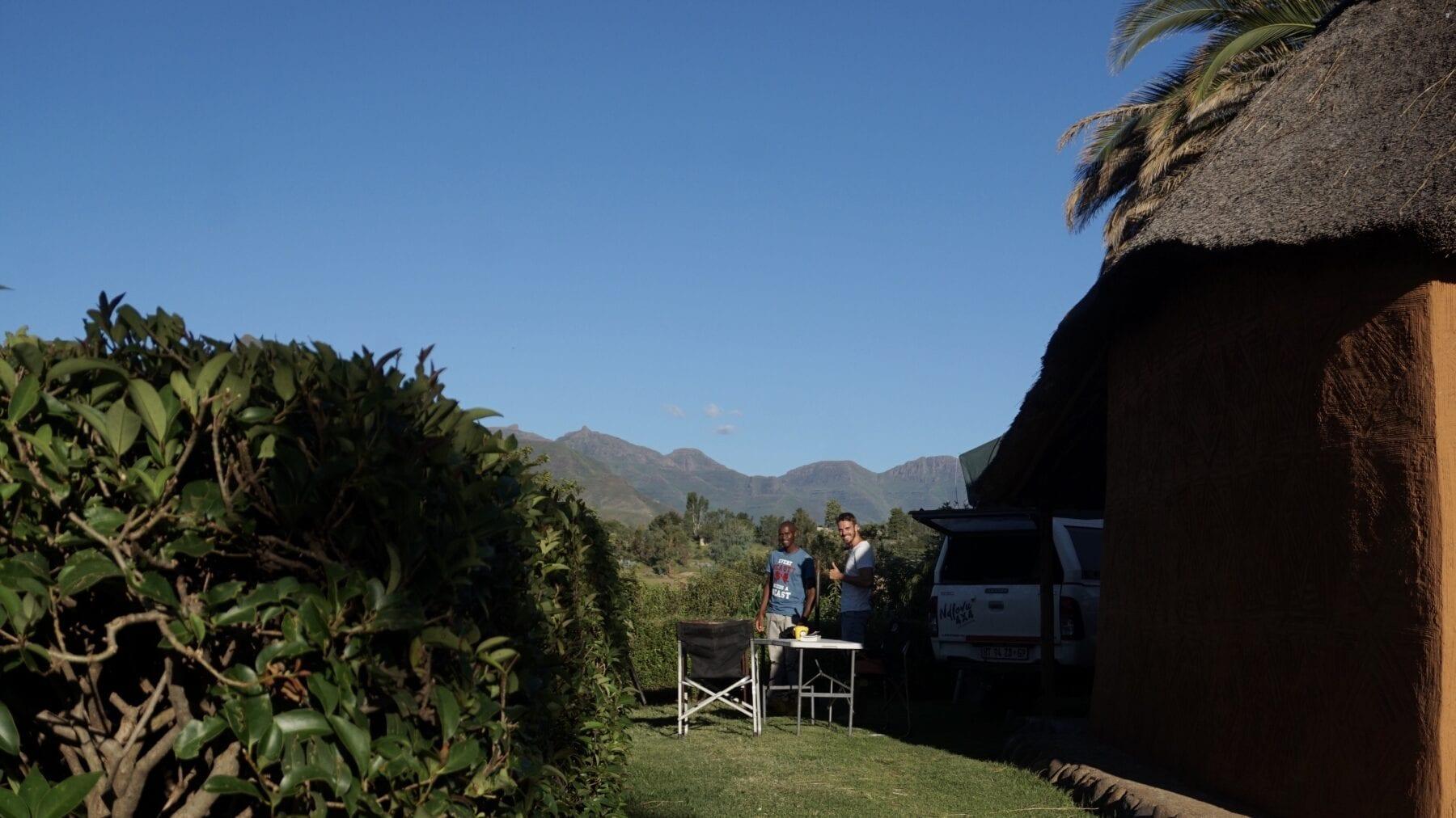 Rondreis Zuidelijk Afrika 4x4 kamperen