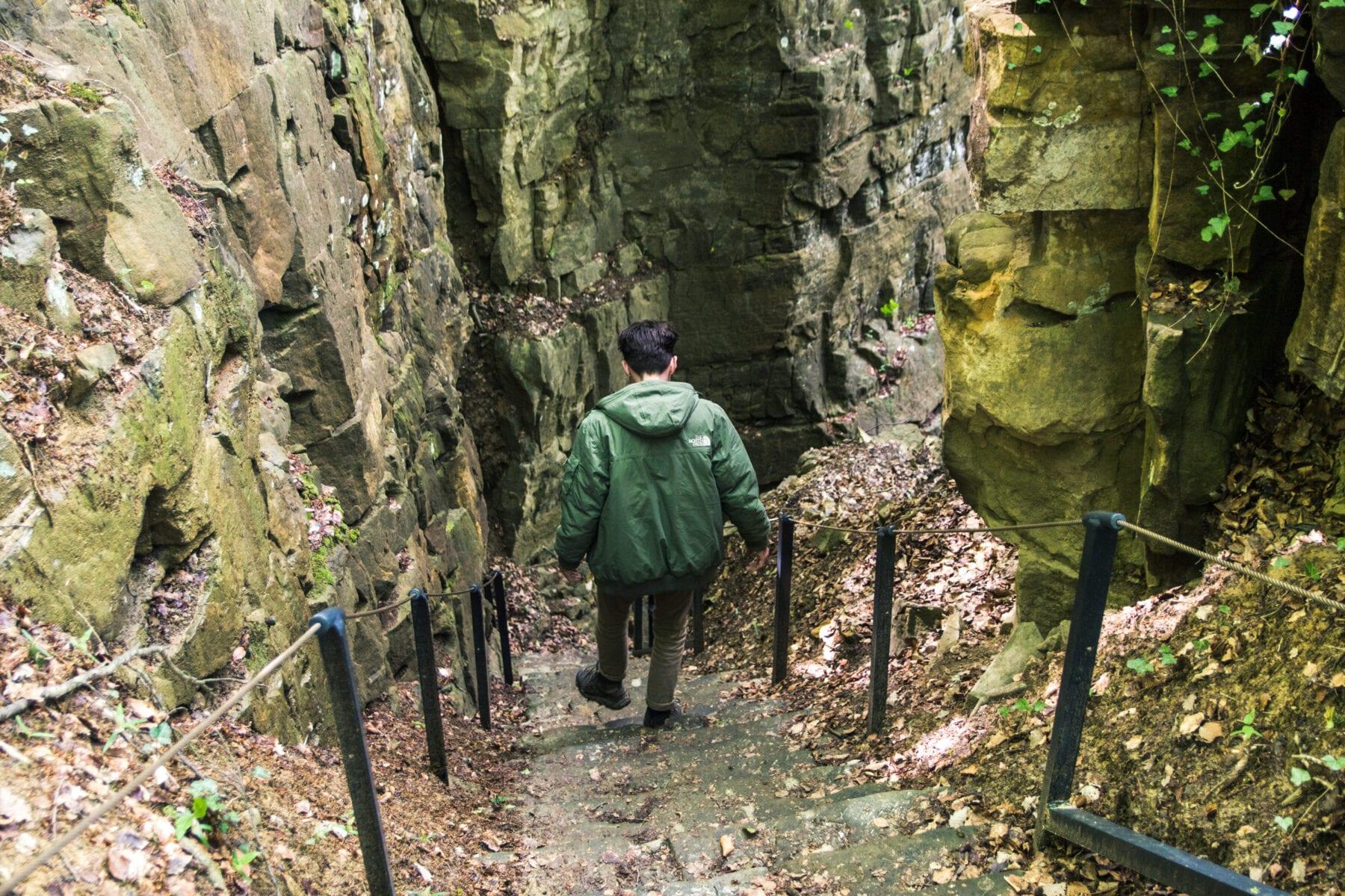 Gorges du Loup Luxemburg
