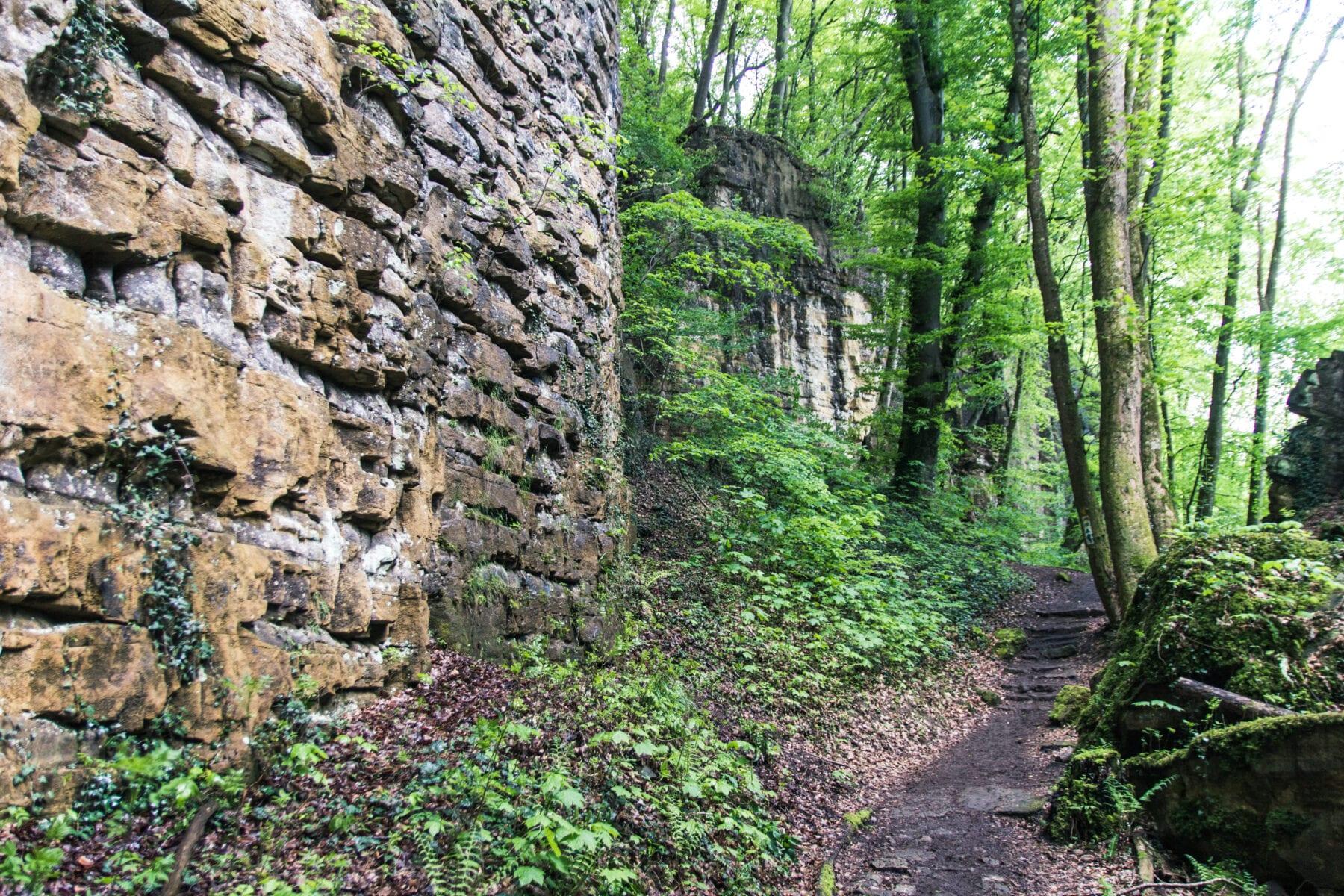 Gorges du Loup Mullerthal