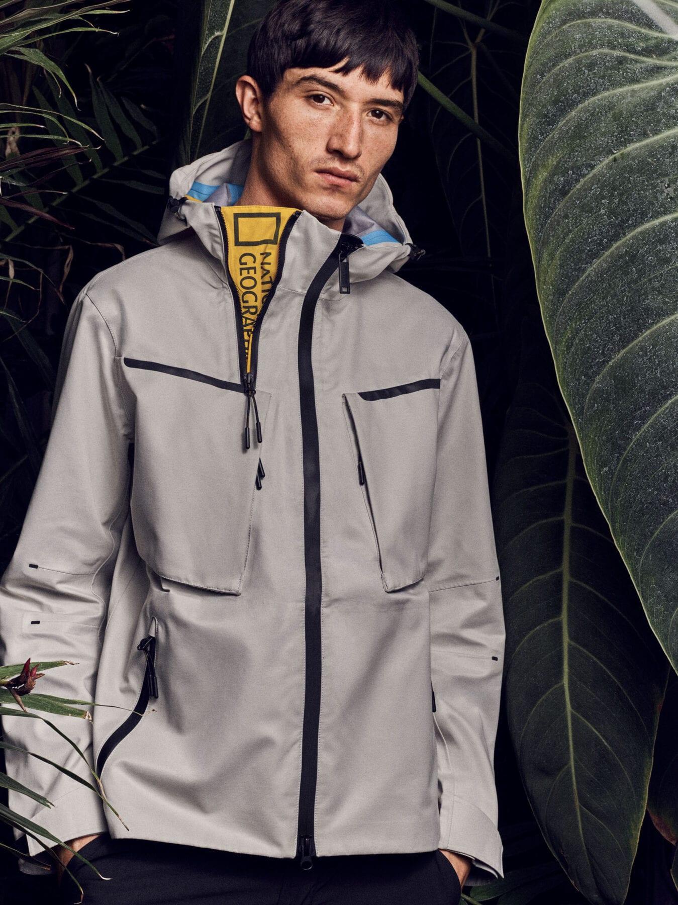 National Geographic kleding jas
