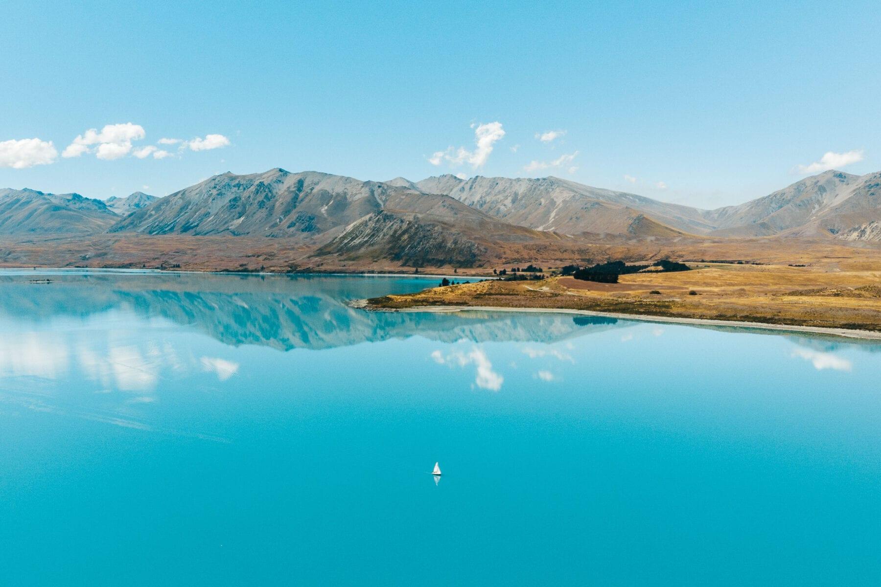 Zuidereiland Nieuw Zeeland