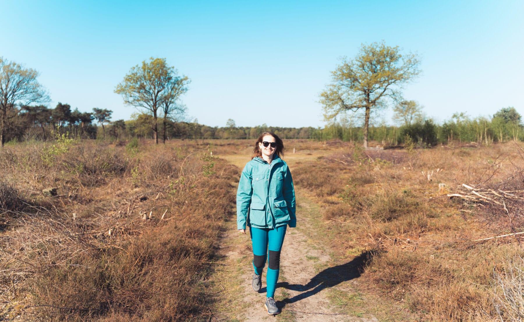 Wandelroute in de Maashorst header