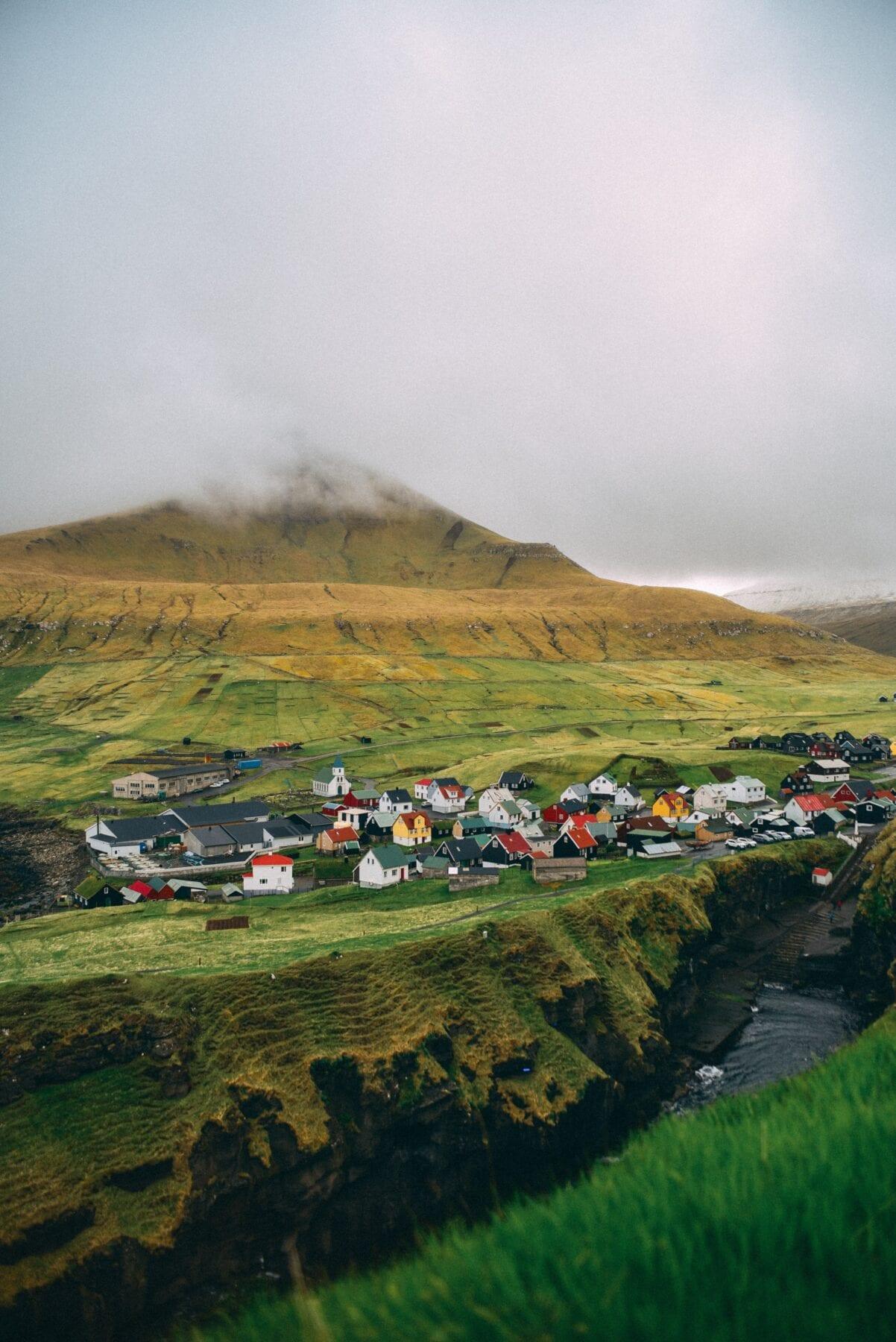 Faeröer eilanden virtueel header