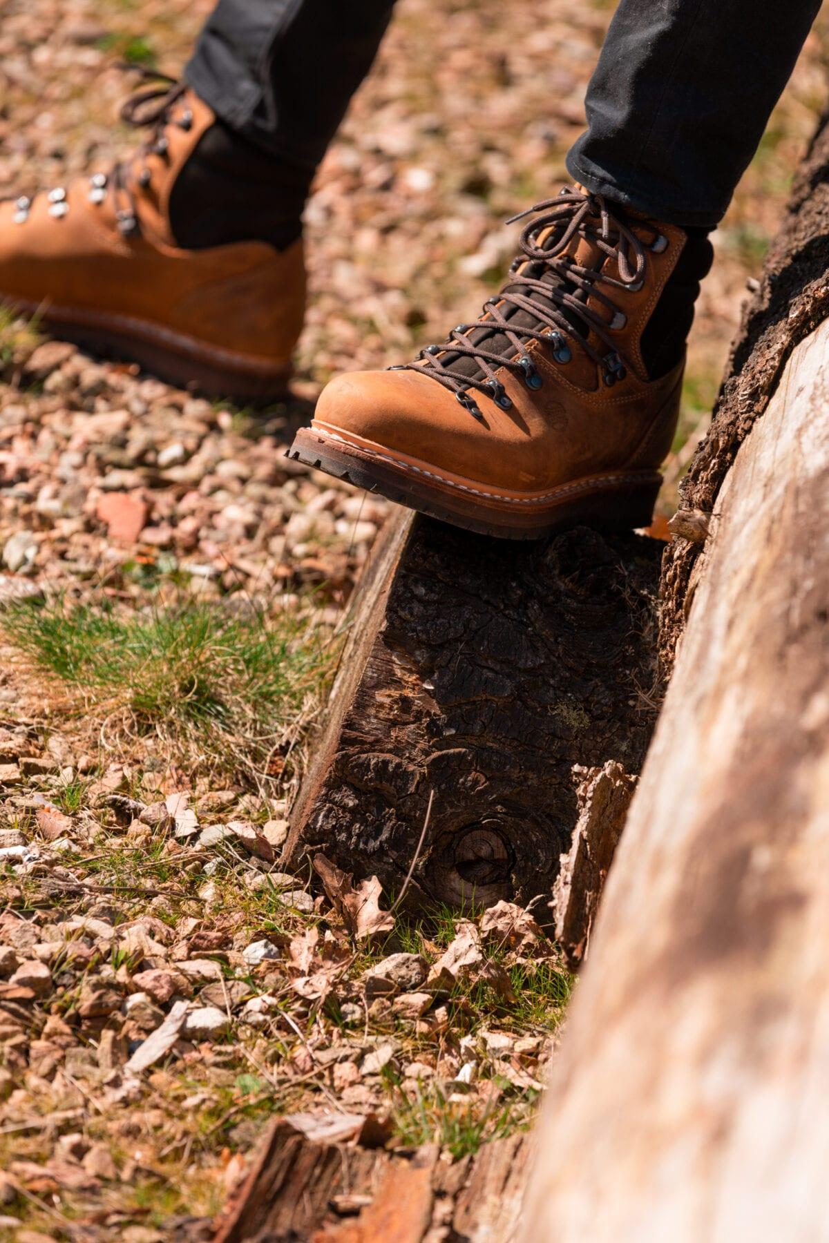 Bergler schoen
