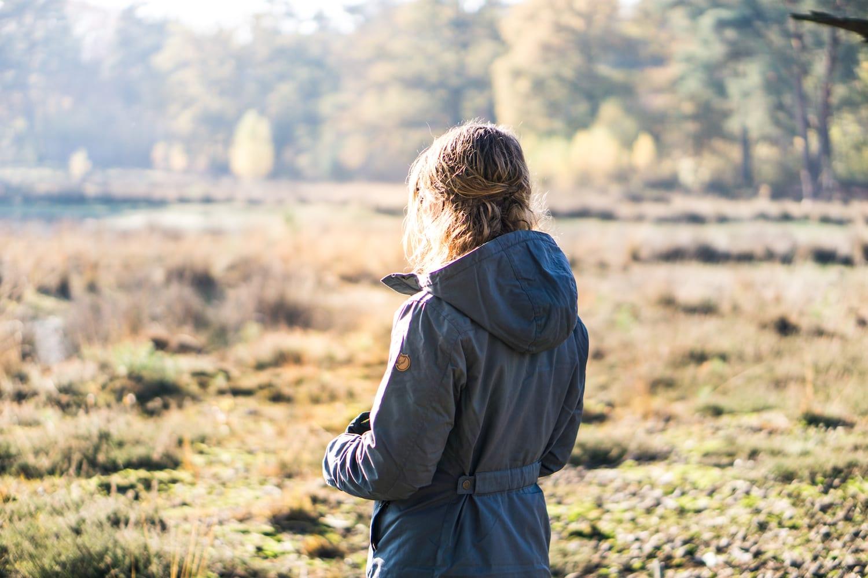 Fjällräven Kiruna padded parka dames
