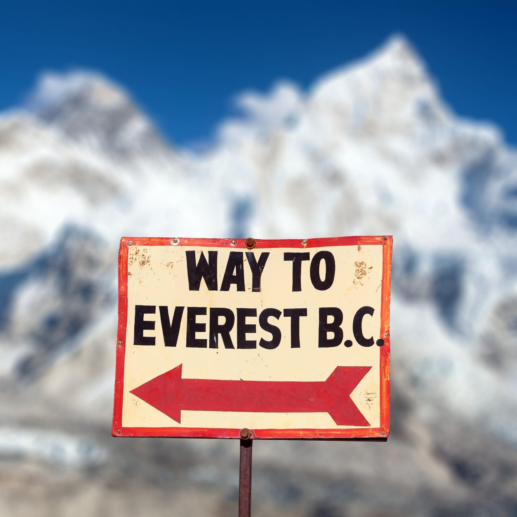 Mount Everest 5G Basecamp